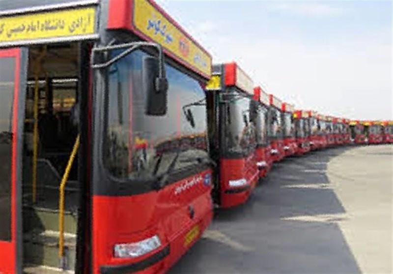 اتوبوسهای تککابین به کمک اتوبوسهای دوکابین میآیند