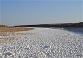 Kal Namak River; Gorgeous Landscape in Tabas Desert