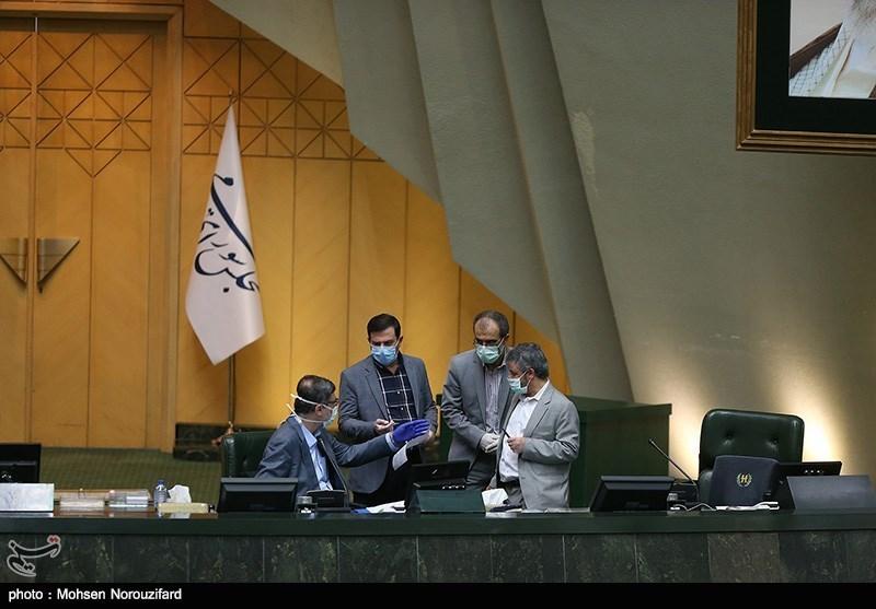 اولین جلسه علنی مجلس در سال 99