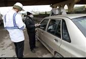 952 خودرو متخلف در گلستان 500 هزار تومان جریمه شدند