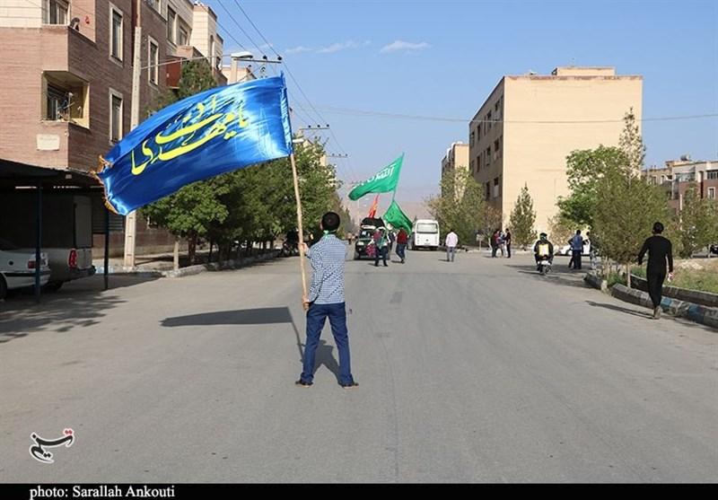 ویروس کرونا , ماه شعبان , استان کرمان ,