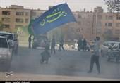 کاروان نسیم انتظار در شهرهای استان بوشهر به حرکت درآمد