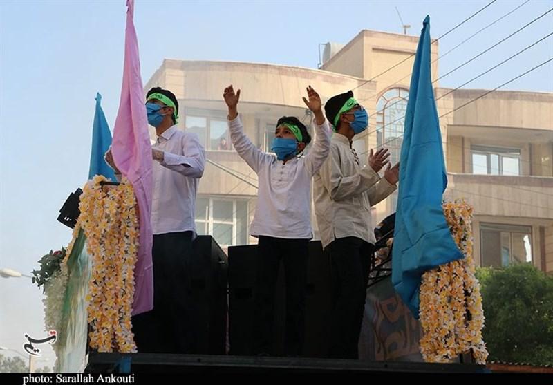 از راهاندازی کاروانهای شادی تا اطعام نیازمندان در استان کرمان