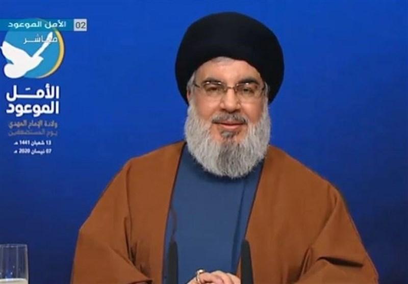 سید حسن نصرالله چهارشنبه شب سخنرانی میکند