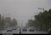 پایداری غبار تا ظهر امروز؛ وزش باد نسبتا شدید تا پایان هفته در استان کرمان