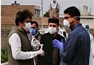 پشاور میں قائم قرنطینہ سینٹر میں مقیم 152 زائرین صحت مند قرار