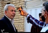 جهاد مردمی برای مقابله با کرونا در باغستان اصفهان به روایت تصاویر