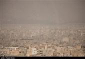 مناطق جنوبی خوزستان خود را برای گردوخاک آماده کنند