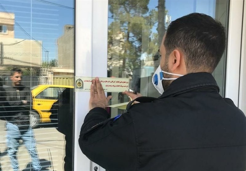 774 واحد صنفی استان بوشهر بهدلیل رعایتنکردن پروتکلهای بهداشتی پلمب شد