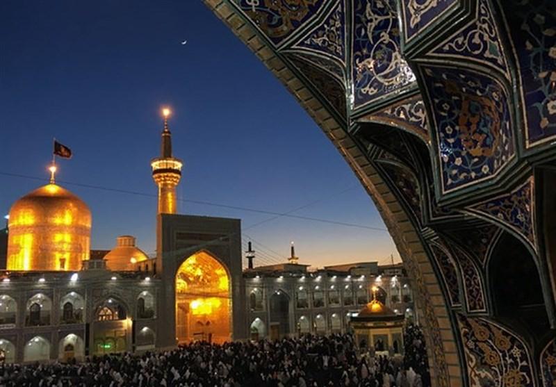 نماهنگ  در تبوتاب زیارت حرم امام رضا(ع) / خیال روی تو دارم