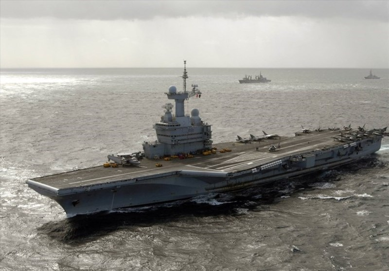 French Aircraft Carrier Heads Home Early Due to Possible COVID-19 Cases