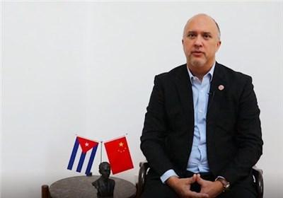 آمریکا از ارسال کمکهای چین به کوبا جلوگیری کرده است