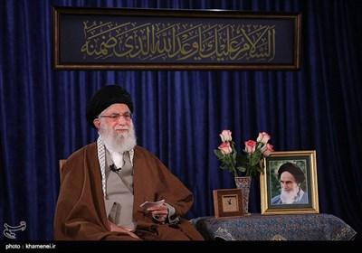 الإمام الخامنئی: قرصنة المساعدات الإنسانیة والتمییز بمعالجة المرضى تعکس ثقافة الغرب القائمة على الفلسفة المادیة الفردیة