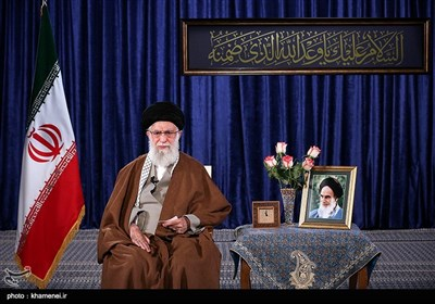 Ayatollah Khamenei Praises Iranians for Shining in Coronavirus Test