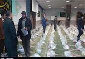 اقدامات سپاه شهرستانهای مازندران در شرایط کرونایی؛ وقف جانباز 70 درصد تنکابنی/ توزیع بستههای معیشتی در استان