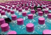 حرکت آتش به اختیار بسیجیان استان مرکزی در روزهای کرونایی؛ توزیع 800 بسته بهداشتی ضدکرونا بین رانندگان