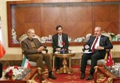 Iranian, Turkish Parliament Speakers Discuss Coronavirus Battle