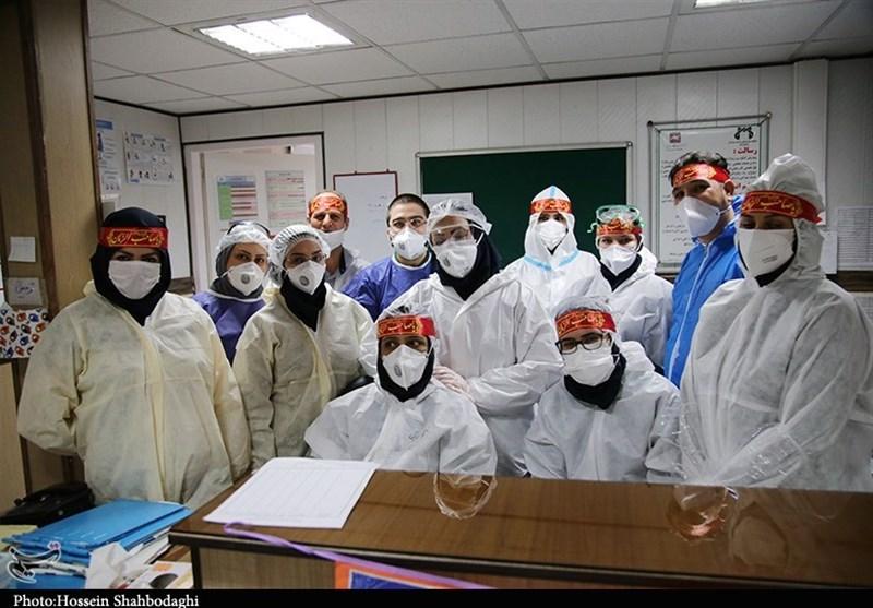 آخرین اخبار کرونا| زنگ خطر کرونا در مشهد/ ورزشگاهی که تبدیل به کارخانه تولید ماسک شد/ بیتوجهی مردم به فاصلهگذاری اجتماعی+ فیلم