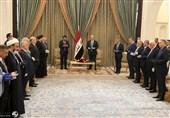 تاکید صالح و الکاظمی بر تسریع در تکمیل کابینه عراق/ لزوم همبستگی همگان برای از بین بردن داعش