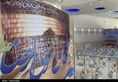 سفره کرم رضوی در مناطق محروم اردبیل به روایت تصویر