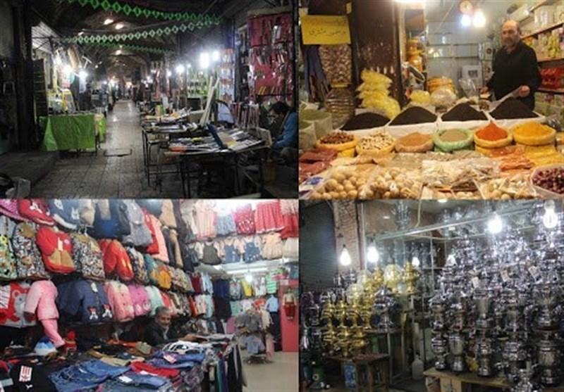 مجوز فعالیت مجدد بیش از 80 درصد صنوف استان بوشهر صادر میشود/ کرکره پاساژها همچنان پایین است