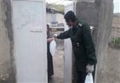 اصفهان| سپاه در خط مقدم رزمایش همدلی؛ کمکهای مومنانه در انتظار نیازمندان
