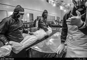 فوتیهای کرونا در تهران به عدد 100 رسید