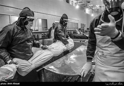 فوتیهای کرونا در تهران به عدد ۱۰۰ رسید