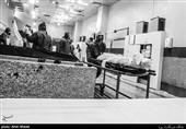 میزان پذیرش فوتیهای کرونا در بهشت زهرا نگرانکننده است