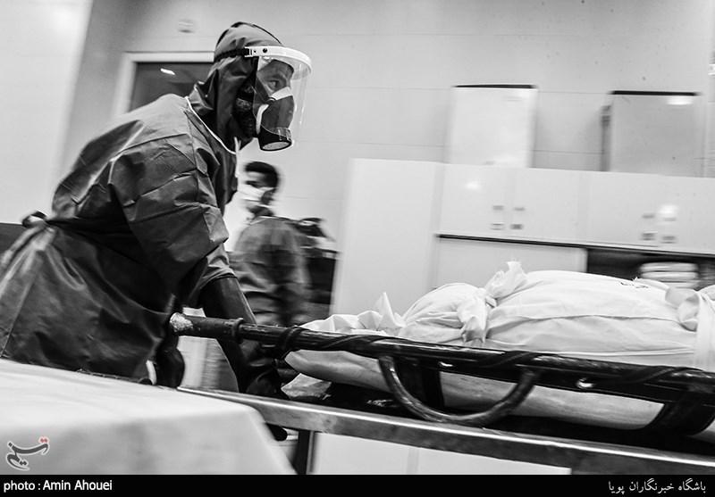 آخرین آمار کرونا در کشور| فوت 312 نفر در 24 ساعت گذشته