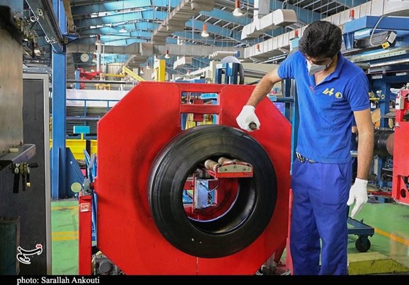 عرضه لاستیک داخلی و وارداتی با ارز 4200 تومانی فقط از طریق سامانه جامع تجارت