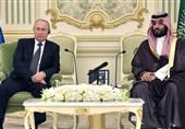 رایزنی دوباره پوتین و ولیعهد عربستان درباره وضعیت بازار نفت