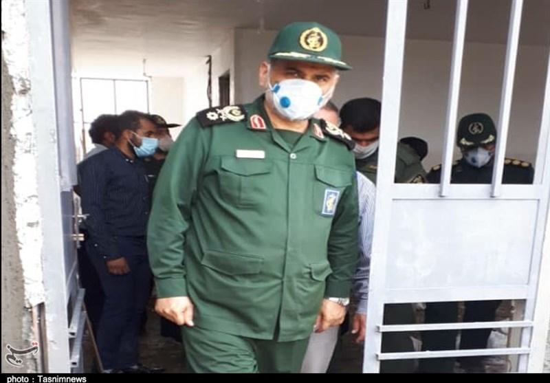 120 واحد مسکونی آسیبدیده از زلزله در مسجدسلیمان از سوی سپاه خوزستان بازسازی کامل شد