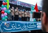 برپایی 2700 جشن شادی و احسان غدیر در کشور + فیلم