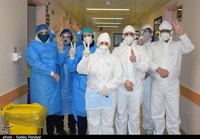 Nearly 113,000 Coronavirus Patients Recover in Iran