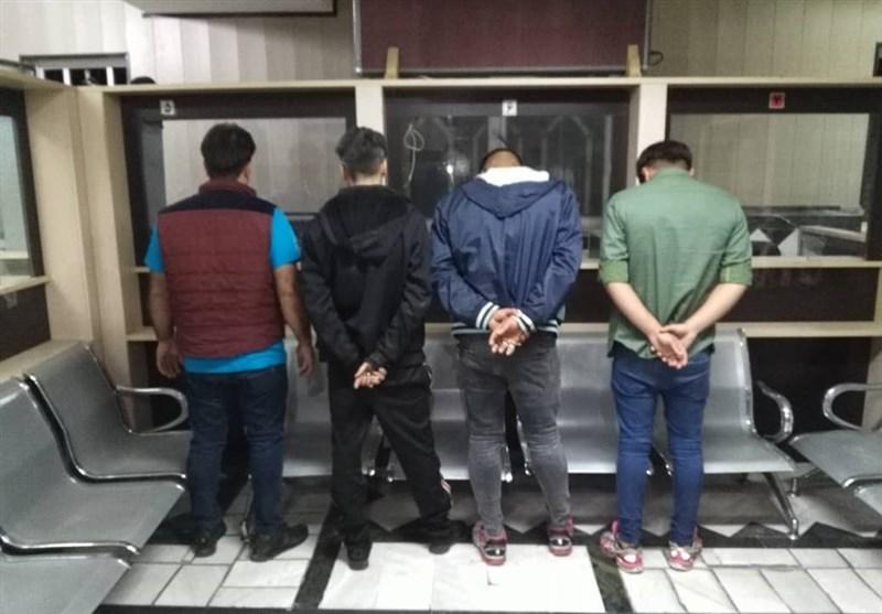 انهدام باند بینالمللی قاچاق موادمخدر صنعتی و سنتی در زاهدان / دستگیری 11 متهم باند توسط اطلاعات