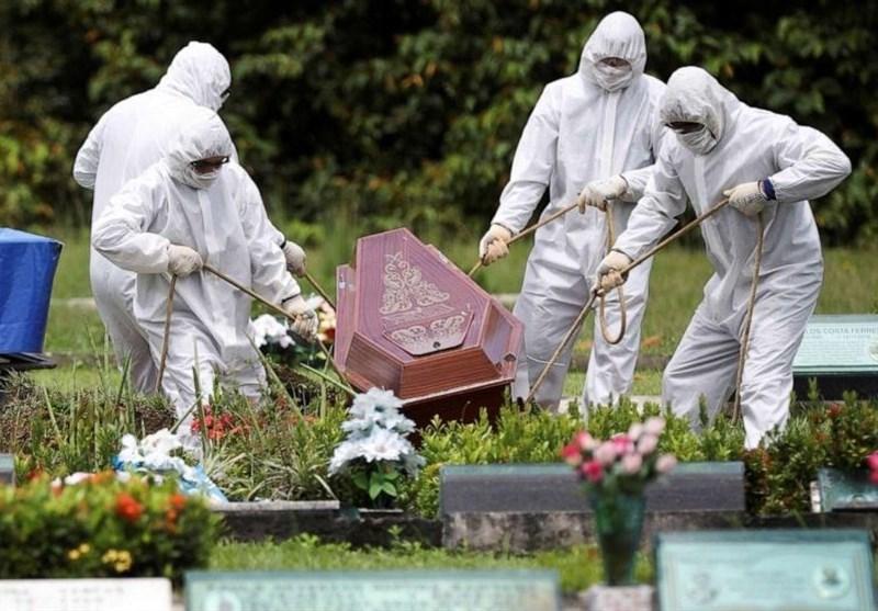 کرونا در جهان/ مرگ 3337 آمریکایی در یک روز! + جدول تغییرات