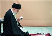 روایتی از نحوه حضور امام خامنه ای در مسجد جمکران