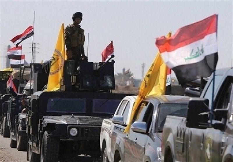 عراق|دستاورد امنیتی مهم حشد شعبی در دیالی/ متلاشی شدن هسته تروریستی در نینوا