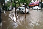 هواشناسی ایران 1400/01/21| هشدار تشدید فعالیت سامانه بارشی/ بارش باران و تگرگ در 23 استان