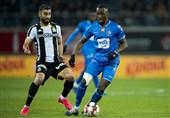 غیبت اجباری کاوه رضایی در نخستین بازی فصل جدید لیگ بلژیک