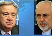 Zarif Raps Act of Sabotage at Natanz Nuclear Site in Letter to UN Chief