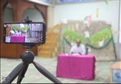 رمضانی متفاوت در قاب صفحات مجازی / محافل مذهبی اردبیل را در دنیای مجازی ببینید + لینک