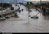 مشکل آبهای سطحی شهر کرمان به صورت زیربنایی برطرف میشود