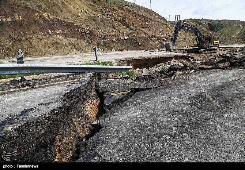 """""""رانش زمین"""" از مخاطرات جدی در روستاهای کوهپایهای گیلان است"""