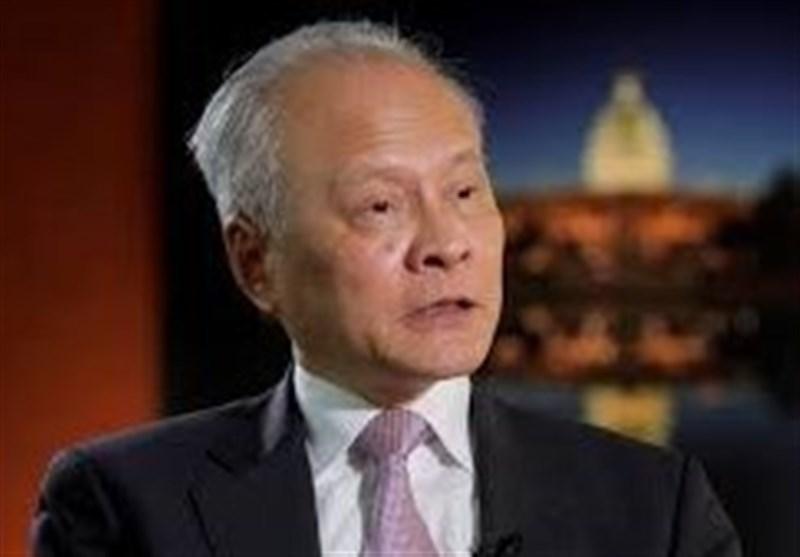 پایان ماموریت 8 ساله سفیر چین در آمریکا