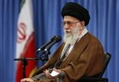 قائد الثورة الاسلامیة یلقی بعد قلیل خطاباً بمناسبة ذکرى رحیل الامام الخمینی (رض)