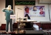 تامین مواد ضدعفونی کننده بهداشتی و کمک رسانی توسط جهادگران بسیجی در روزهای کرونایی به مردم