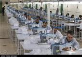 تولید «ماسک» توسط کارآفرینان جهادگر