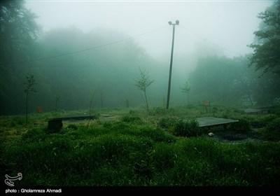 عباس آباد با هوای کرونا - بهشهر